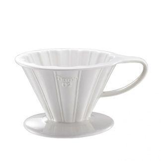 EspressoGear Filter V02 Ceramic white