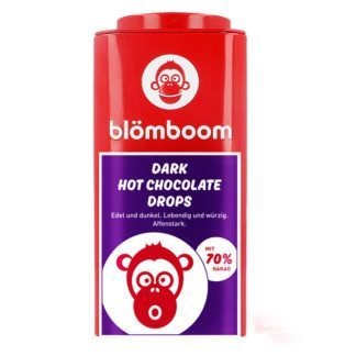 Blömboom Dark Hot Chocolate Drops 70 Consumerdose 200g
