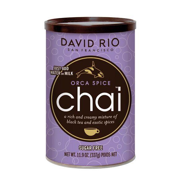David Rio Orca Spice Chai