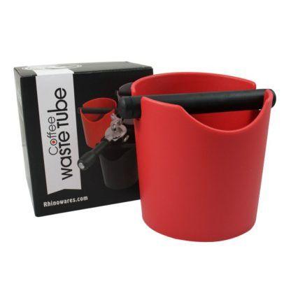 Coffee Waste Tube Domestic Red Rhinowares RHWTR
