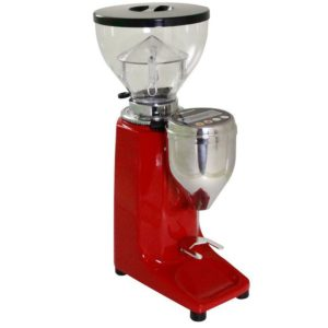 Kaffeemuehle Quamar Q50E digital rot