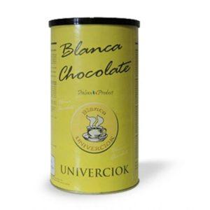 Trinkschokolade Univerciok Blanca Dose 1000g