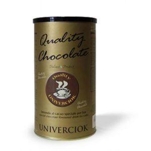 Trinkschokolade Univerciok Dark Dose 1000g