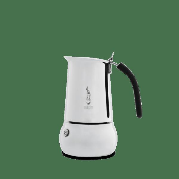 Espressokocher Bialetti Kitty 4 Tassen Edelstahl